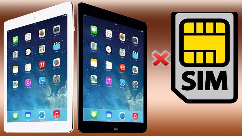Nguyên nhân khiến iPad Air không nhận sim và những hệ lụy của nó 1