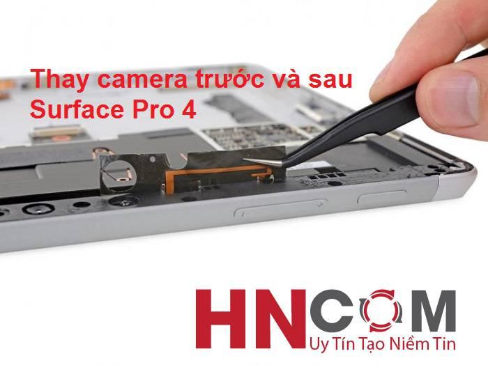 Dịch vụ thay camera trước và sau Surface Pro 4 lấy liền tại Hà Nội 1